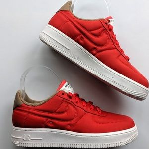 Nike Air Force 1 '07 LX Habanero Red Women's 5.5